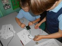 Brazil, South America and Electrical Circuits