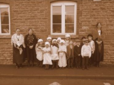 We Became Victorians for a Morning!